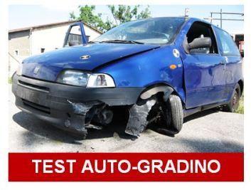 test auto gradino