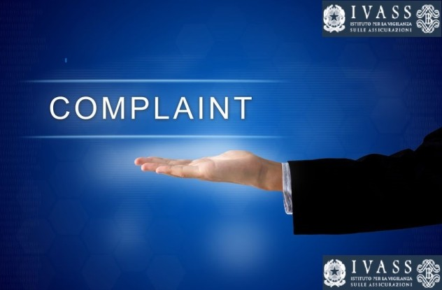 complaint button on virtual screen
